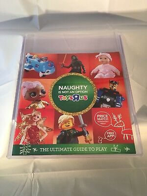 Toys R Us 2017 Christmas Toy Catalog New