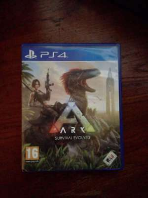 Excellent  Condition ( Ark - Survival Evolved ) Brilliant  Ps4  Game