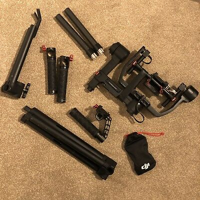 DJI RONIN M with extras