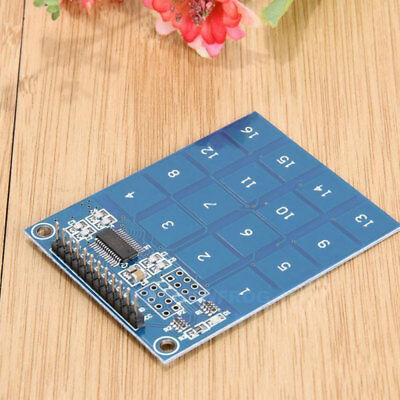 16 Channel TTP229 Digital Touch Sensor Capacitive Touch Switch Module 2.4V-5.5V
