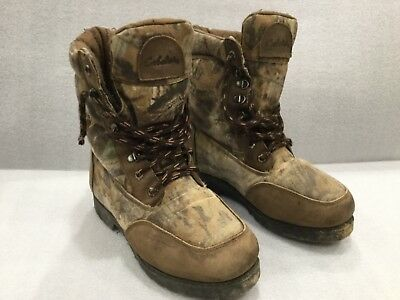 6b0048c1366 CABELAS WOMENS HIKING Hunting Boots Shoes Thinsulate Ultra Size 7 1 ...