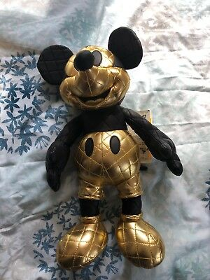 Mickey Mouse Memories August Plush Brand New