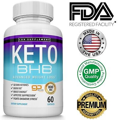 Keto Diet Pills - Ketogenic Carb Blocker for Women & Men -Advanced Weight Loss