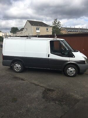 Ford Transit 2009 Tdci. Swb.  1 Years Mot. *****no Reserve*****superb Condition.