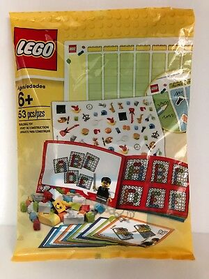 LEGO SET 5004933 BUILD AND LEARN *NEW*