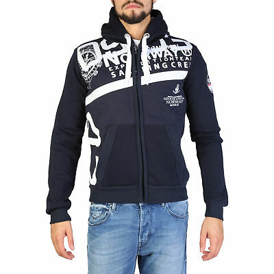 Geographical Norway Felpa Geographical Norway Uomo Blu 94060 Felpe Uomo
