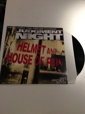 Judgment Night (Vinyl LP) Helmet and House of Pain