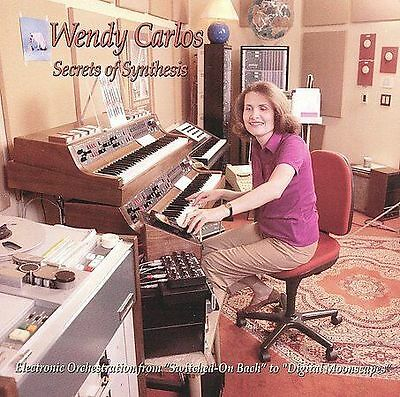 Wendy Carlos - Secrets of Synthesis ( AUDIO CD in JEWEL CASE )