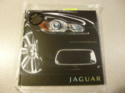 2010 JAGUAR XFR + XF Car Press Media Pack Inc.70 page book and CD ROM