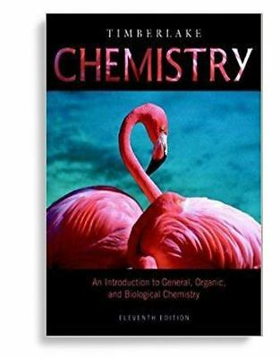 An Introduction to General, Organic, and Biological Chemistry 11th Edi PDF