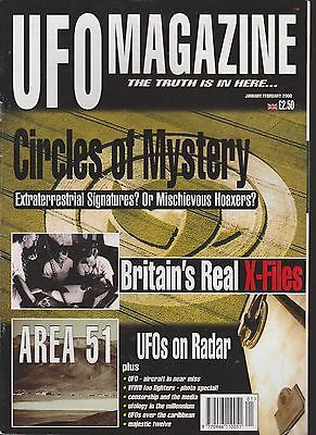 Ufo Magazine - The Truth Is Coming - May / June 2000