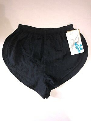 Womens NWT Vintage Body Wrappers Nylon Shorts!