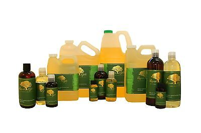 Premium Unrefined Sunflower Seed Oil 100% Pure Organic Natural Cold Pressed Best