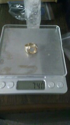 14K Gold Scrap Lot , 7+ Grams. Acid Tested, Guaranteed 14Kt 1Day Sale.