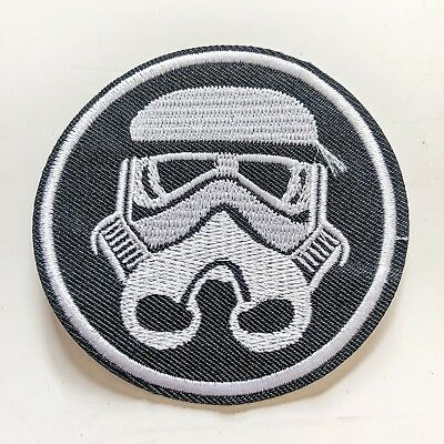 Star War Sign Uniform Sew Iron On Embroidered Patch Applique