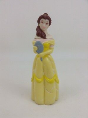 Belle Disney Princess Beauty & The Beast Figure Kid Care Bubble Bath Bottle 90s