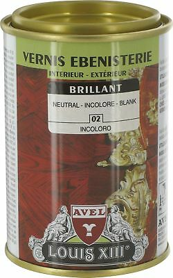 Vernis bois brillant 250 ml Avel Louis XIII - Incolore