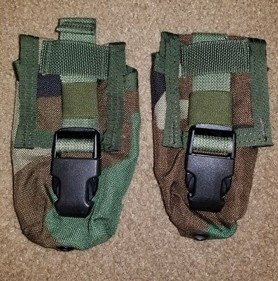 Molle II flashbang pouch NEW 2 pack