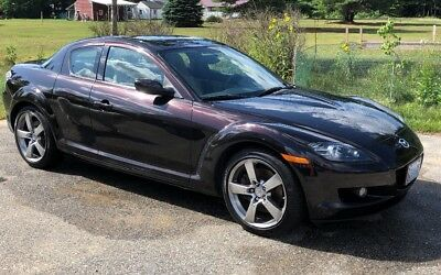 2005 Mazda RX-8 Shinka 2005 Mazda rx-8 with 23,000 miles and 120+ compression