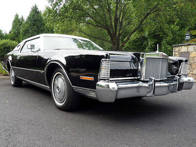 1973 Lincoln Mark Series IV Black Only 19,000 Original Miles Like New 1973 Lincoln Mark IV Black Only 19,000 Original Miles Like New
