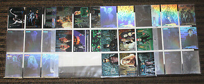 1995 Fleer Ultra Batman Forever MASTER SET  168 Cards Total - ALL INSERTS INCL