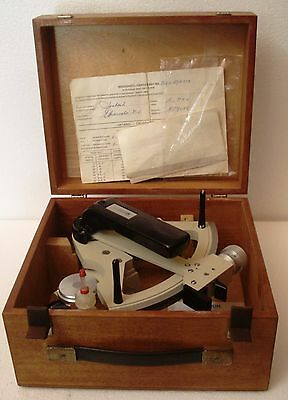 OBSERVATOR Marine Sextant - ML 4 - No. 887085 - Made in GERMANY - LATEST MODEL