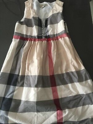 ROBE BURBERRY TAILLE 8 Ans - EUR 30,00   PicClick FR 309cd93dcf76