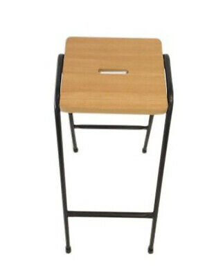 Stacking Chemistry, Science Lab, School Kitchen, Bar, Workshop Vintage stools