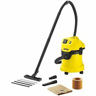KARCHER WD3P Wet and Dry Vacuum Cleaner  Kit New Sealed Box