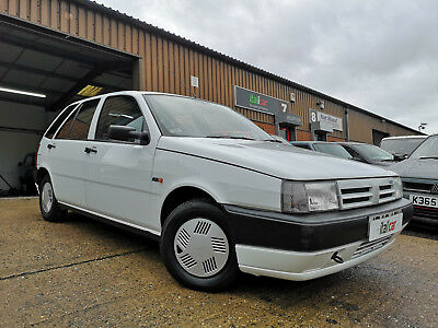 1992 FIAT TIPO 1.6 S - Just 51k Miles, 2 Previous Owners, Timewarp Condition