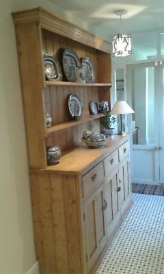 Antique Pine Dresser (Large)