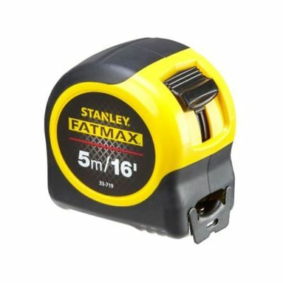 Stanley FatMax Xtreme Heavy Duty Tape Measure 5m 16ft Builder 5-33-719 STA533719