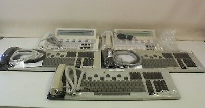 Job lot of 3 x Mitel Superset 700 and 2 x Mitel Superset 6DN Telephone Systems
