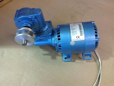 Parvalux Motor & Gearbox Ref Sd8.0009/cont - W3827660 - 021438 -  Catering