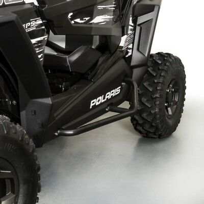 New Heavy Duty Polaris Rzr 900 1000 Rock Sliders Side Step Nerf Bars Black Xp Xc