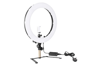 Neewer 18-inch Outer Dimmable Tabletop Ring Light Kit for Photo Studio Portrait