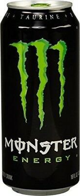 Energy Drink Mixes Monster Blend Cans Pack of 24 Original Flavor 16 Ounce