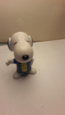 Mc Donalds McDonalds Figur 1999 Snoopy in Blau