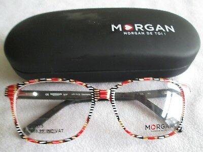 Morgan glasses frames. Mod.201102. With case.