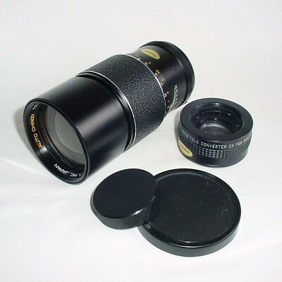 Auto Chinon 200Mm F3.5 - Can Be Used On Digtal - Tested - Superb Condition.