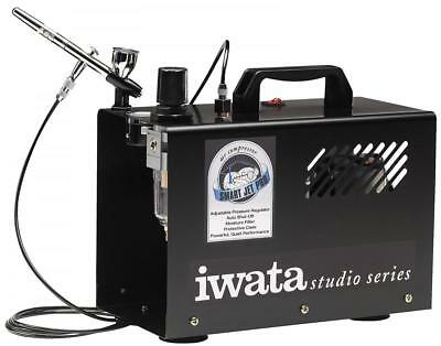 Iwata Studio Series Smart Jet Pro compressor Iw-Smartp (airbrush not included)