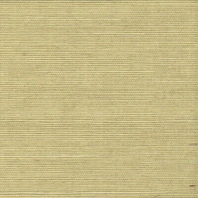 Real Natural Jute Grasscloth On Foil Wallpaper MPC045 brown gold 54 sq ft