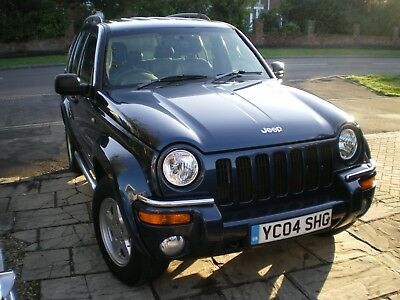 Jeep Cherokee limited crd