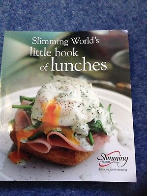 Used Slimming World Little Book Of Lunches used