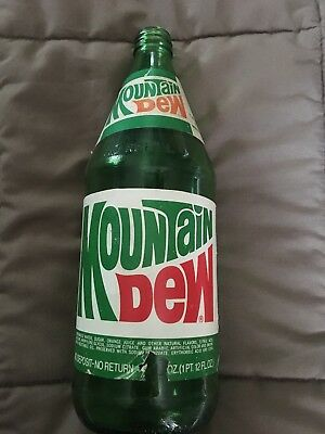 Mountain Dew Bottle 32 Ounces