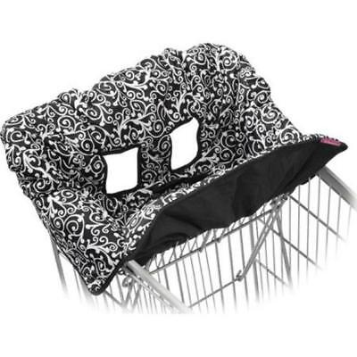Grocery Cart or High Chair Cover Baby Shopping Portable Infant Toddler Safety