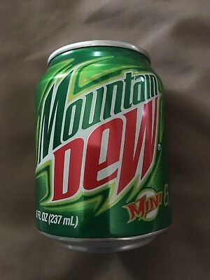 Mountain Dew Cans