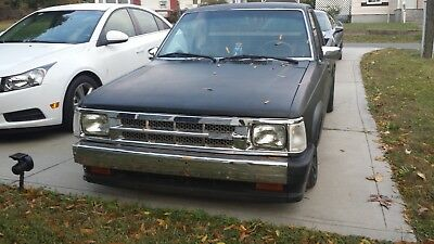 1993 Mazda B-Series Pickups SE 1993 Mazda B2200 Mini Truck Bag Project