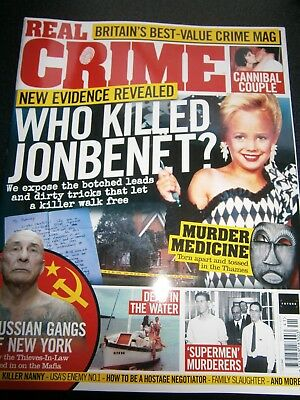 Real Crime Magazine Issue 41 (new) 2018