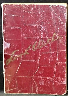 """ANTIQUE RARE Book """"Look Within...Know"""" by W R Adams, 1885, SC, F-Good cond"""